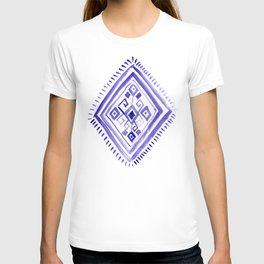 Ethnic diamonds T-shirt