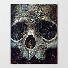 goliath skull Canvas Print