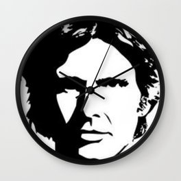 Hans Solo Wall Clock