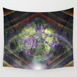 Parallel Worlds Wall Tapestry