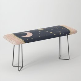 Love in Space Bench
