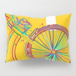 Bike Pillow Sham