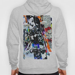 A Mess of Color Hoody