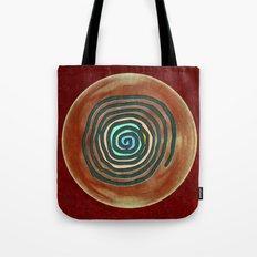 Tribal Maps - Magical Mazes #02 Tote Bag