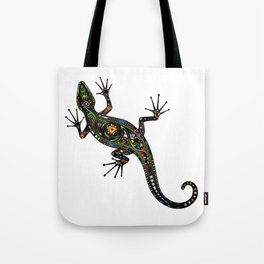 Lézard colors Tote Bag