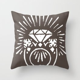 Ring Throw Pillow