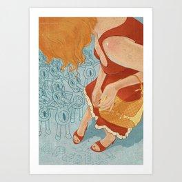 PreveD Art Print