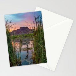 Pastel Evening Stationery Cards