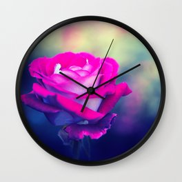 Dreams Never Die Wall Clock