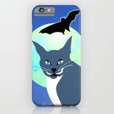 Jack Cat Goes Gothic iPhone 6s Slim Case