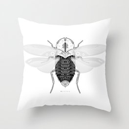 entomology 03. (i) Throw Pillow