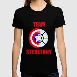 "Team SteveTony - ""Together."" T-shirt"