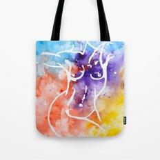 Inverse nude Tote Bag