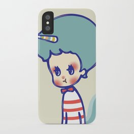 why are you angry? iPhone Case