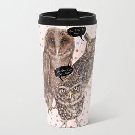 h'Hoo-hoo Travel Mug