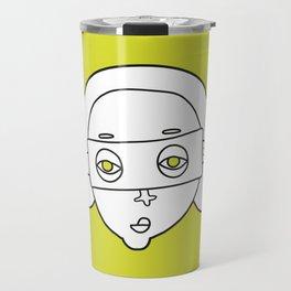 faces 03 Travel Mug