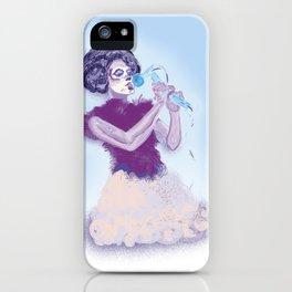 Martina Topley-Bird iPhone Case