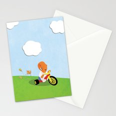 SW Kids - Big Wheel Ackbar Stationery Cards