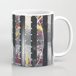 Polarized - dot circle graphic Coffee Mug