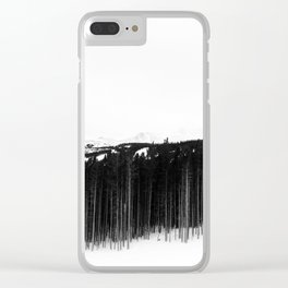 Breck Clear iPhone Case