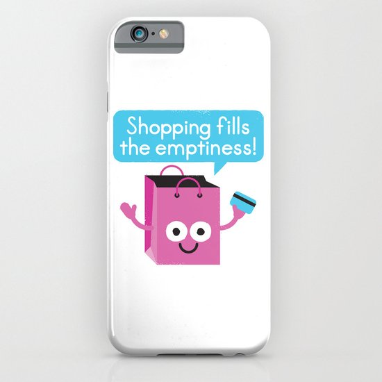 Retail Therapy iPhone & iPod Case