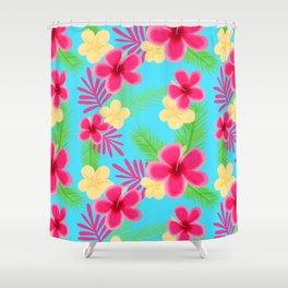 05 Hawaiian Shirt Shower Curtain