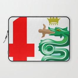 Alfa Romeo logo interpretation! Laptop Sleeve