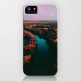 north dakota fall iPhone Case