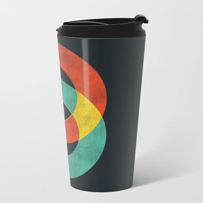Double Vision Metal Travel Mug