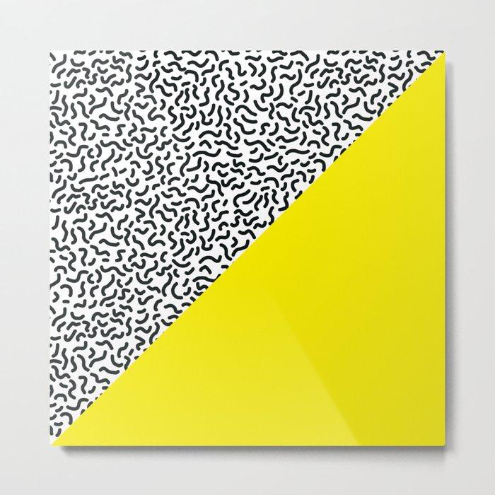 Pop Art Pattern 2 Metal Print