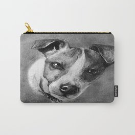 Dog Portrait Commission 1 Carry-All Pouch
