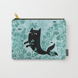 Undersea (Mint Remix) Carry-All Pouch