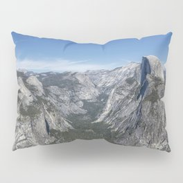 Half Dome from Glacier Point Pillow Sham