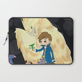 Fantastic beasts and where to find them. Laptop Sleeve