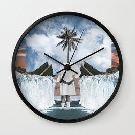 UNKONWN DESSERT Wall Clock