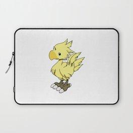 Chocobo Mascot Laptop Sleeve