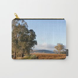 Barossa Valley Autumn Sunshine Carry-All Pouch