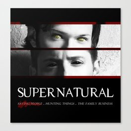 The Winchester Brothers Canvas Print