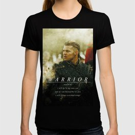 Warrior Watch Me - Ivar The Boneless T-shirt