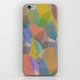 Abstract 102 iPhone Skin