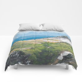 Alpine Mosses Comforters