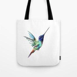 Flying Hummibgbird Tote Bag