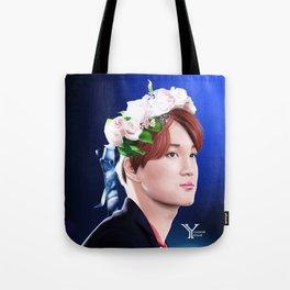 Flowerly Kai Tote Bag