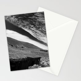 Mining town Stationery Cards
