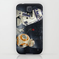 LOVE DROID & THE CAT Slim Case Galaxy S5