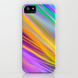 summer rings iPhone Case