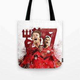 Man United Number 7 Tote Bag