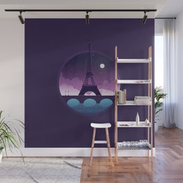 Paris Wall Mural