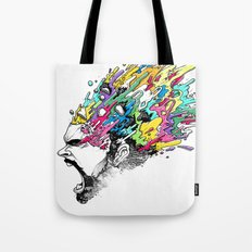 INKS'PLOSION Tote Bag