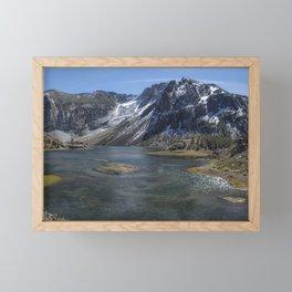 Ellery Lake Framed Mini Art Print